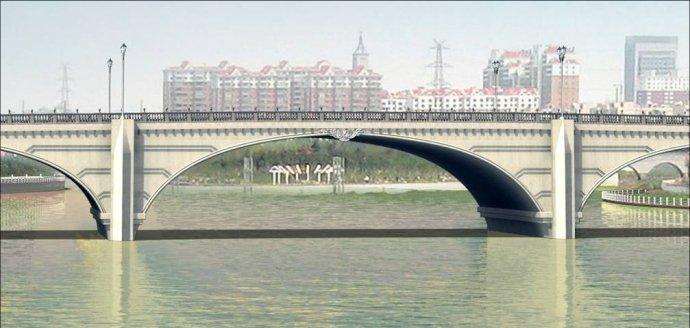 长春13座桥梁将安超载违法监控系统  