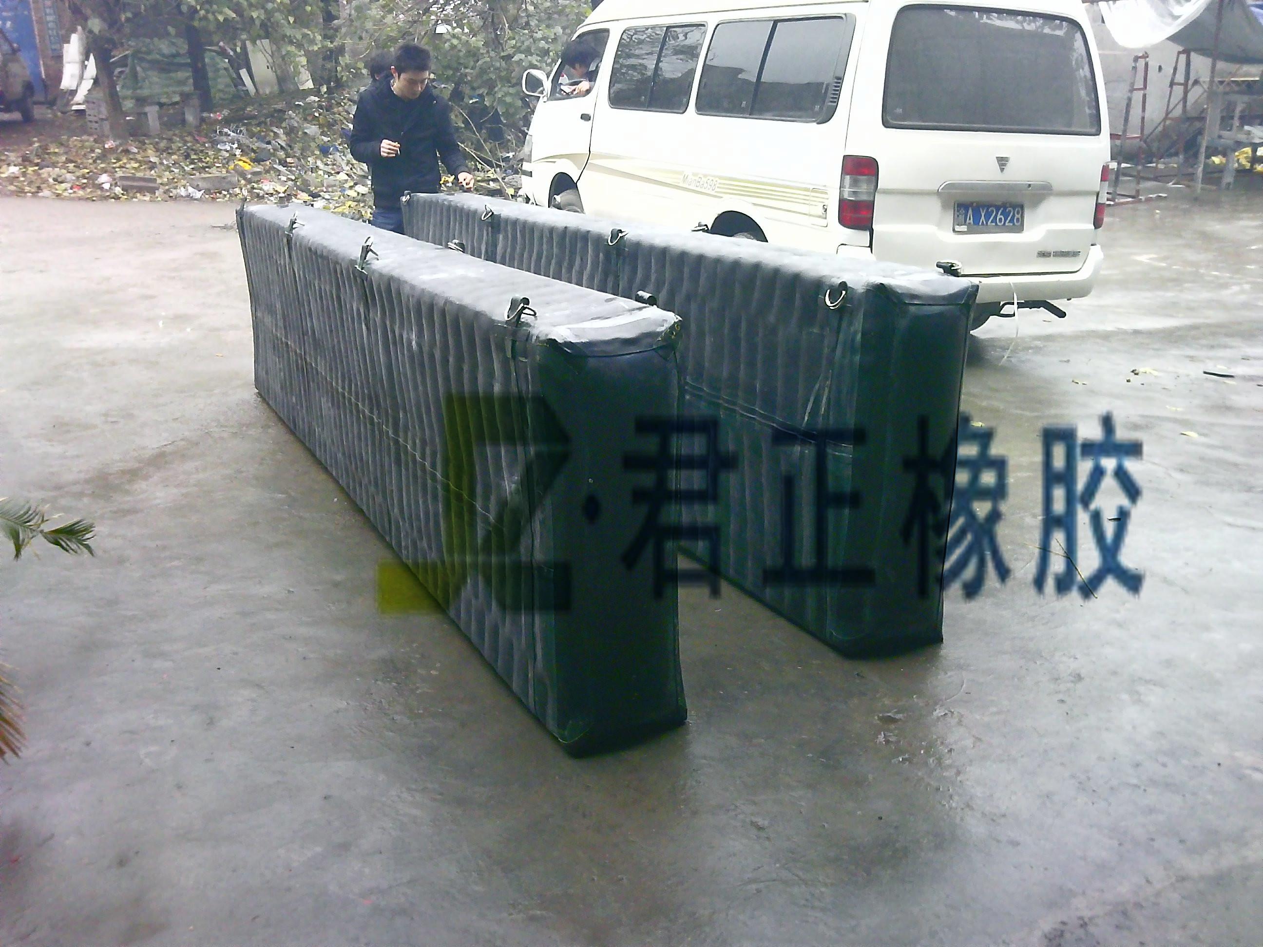 桥梁充气芯模的储存方法